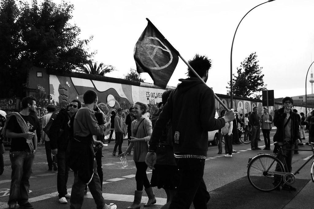 Anarchy in Berlin.