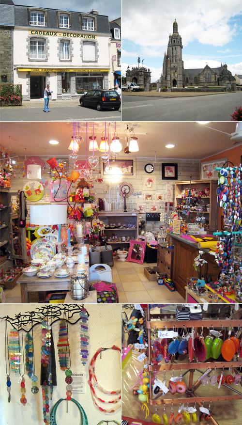 Boutique Terre d'Ajonc - Pleyben