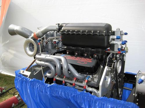 Mclaren v8 Turbo Turbo Chevy v8 For Offshore