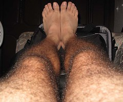 My legs, are they really that hairy? (Ricardo in PR) Tags: bear hairy brown white man male feet hair fur nice furry shiny soft coat leg down tights sensual curly latin ricardo curled curl tight knees bristles knee runner thick puertorican luxurious chesnut pelt hoary hairiest