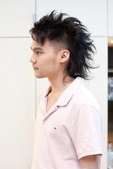 【男生髮型】狂野造型