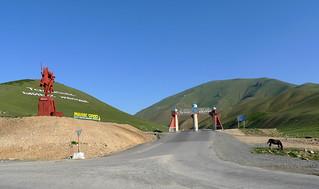 Ötmök / Өтмөк (Kyrgyzstan) – Gate to Talas Oblast