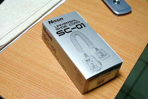 雙燈俠 Nissin SC-01