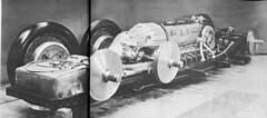 1939 Mercedes T-80 Land Speed Record car-8 (torinodave72) Tags: car speed mercedes aircraft engine porsche record land inverted 1939 messerschmitt v12 603 daimlerbenz