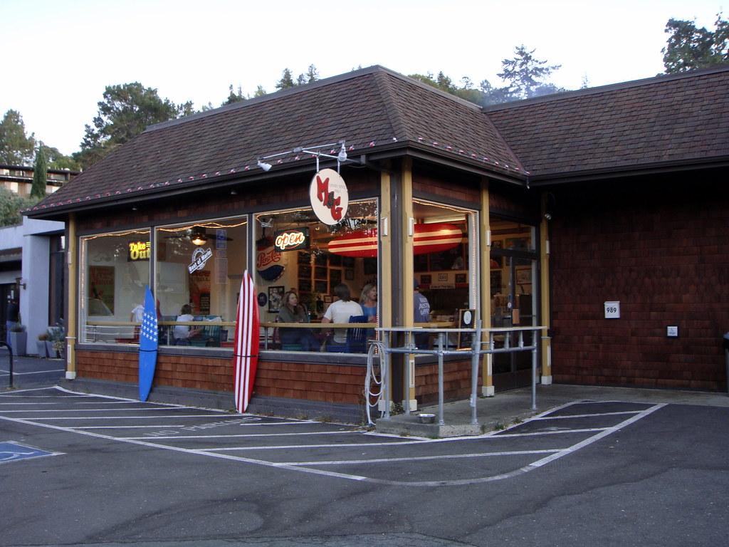M & G Burgers
