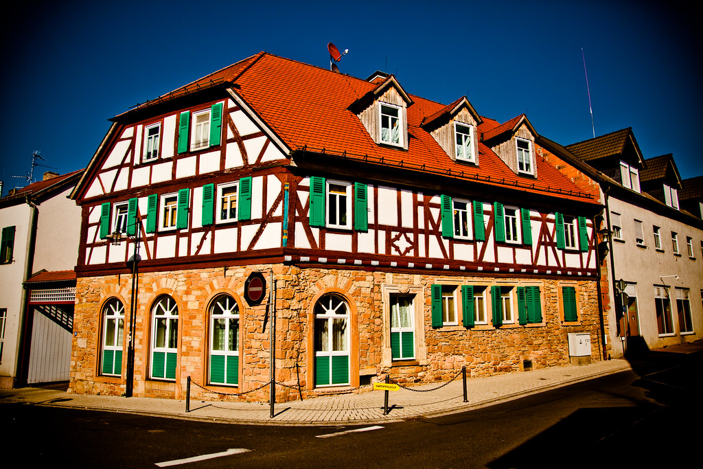 German building