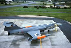 Lockheed F-104G Starfighter 23+03 Marine 1979 - Image167_770607a (Ablume - back on naturewatch) Tags: copyright fighter aircraft aviation lockheed allrightsreserved f104 starfighter dontsteal marineflieger f104g rdaf skrydstrup flyvevbnet elitephotography dazzlingshots alfblumehotmailcom