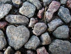 cuando uno quiere, ve el amor en todas partes.. (rAnita nOe) Tags: en se la calle heart stones lo que una corazon piedras encuentra ranitanoe