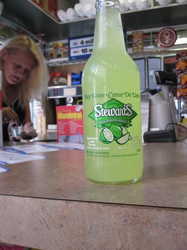 premium soda - $2.15