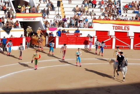 Corrida de Toros Feria Melilla 2009 063