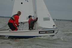 DSC_9086 (wijnbergh) Tags: sailing u4 workum cadet