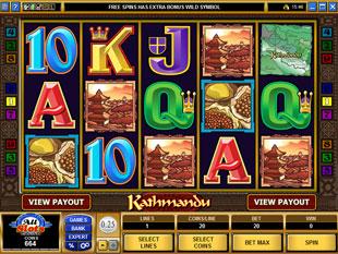 Kathmandu slot game online review