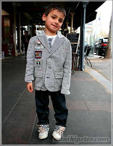 LUCA. MiniHipster.com: children's childrens clothing trends, kids street fashion, kidswear lookbook