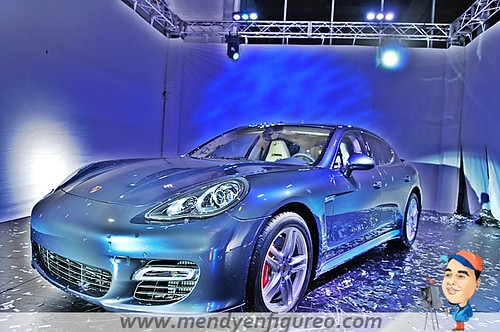 Nuevo Porsche Panamera foto2