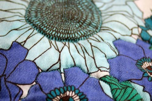 old stitching