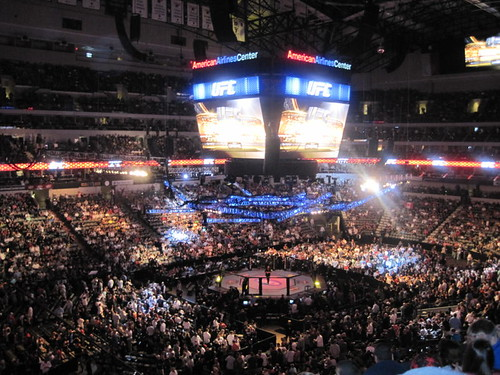 UFC 103 Franklin vs. Belfort - American by Kaloozer, on Flickr