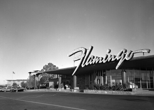 the flamingo las vegas history
