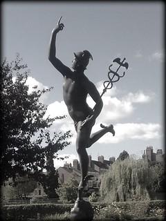 Mercury: Messenger of the Gods