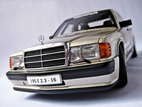 1984 mercedes benz 190e. Mercedes-Benz 190E 2.3-16