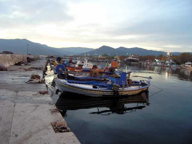 Βόρειο Αιγαίο - Λέσβος - Δήμος Καλλονής Σκάλα Καλλονής 1