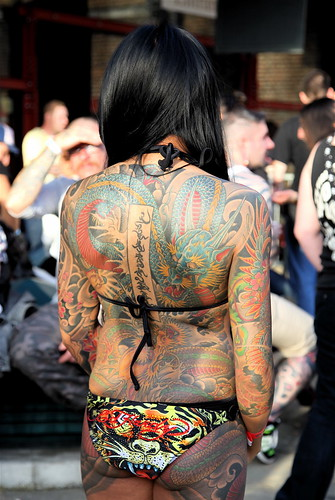 USA Girl Tattoo Festival. USA Girl Tattoo Festival Pictures