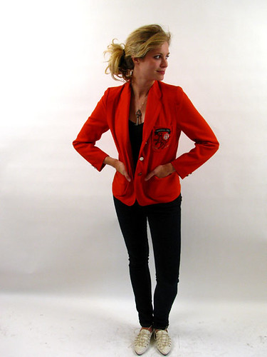 60's GLEE CLUB BLAZER