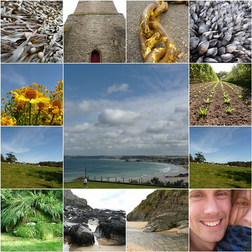 A Week in Cornwall