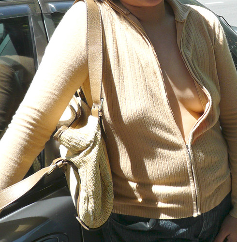 ebony feel naked in public flashing pics: publicnudity,  wife,  downblouse,  sexy,  publicflashing, cleavage