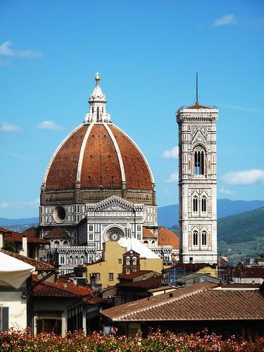 Firenze fra taket