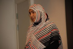 2009-10-05-Kampanje09-HiO-Soumaia & Haugen-008 (www.saih.no) Tags: saih vestsahara