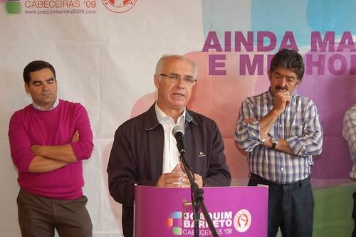 Joaquim Barreto - PS - Cabeceiras de Basto