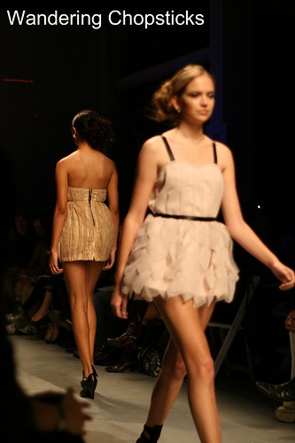 Femme Noir by Phong Hong Debut at Downtown Los Angeles Fashion Week Fashion Angel Awards Emerging Designers Runway Show 6