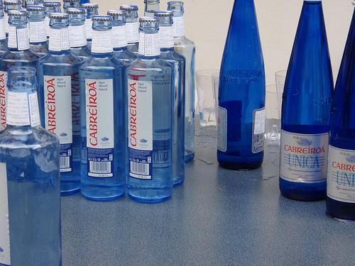 Agua desde España