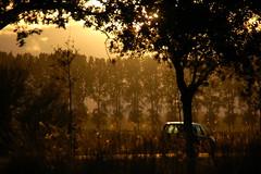 Oktober (10-us) Tags: sunset evening october explore drenthe veenhuizen haule
