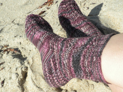 Fraggle Squiggle Socks (3)