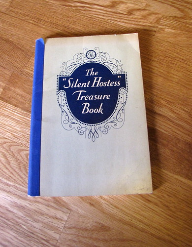 """Silent Hostess"" Treasure Book"