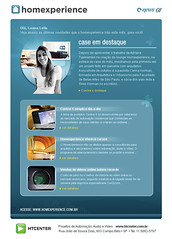 Disac News (kareltlach) Tags: layout design mail designer web karel campanha promocional mailing criao logomarca promoo emailmarketing incentivo tlach