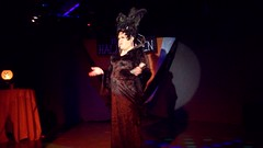 (CassieL33) Tags: halloween club drag dance costume disney queen sesamestreet dragqueen siouxcity jonesstreetstation