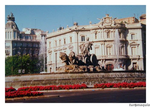 Madrid, Mochilão Europa