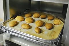クッキーを作った… 変な形だけど…