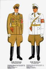 NSDAP Uniforms1 (Make Oxygen... Kill Co2...Plant More Trees) Tags: