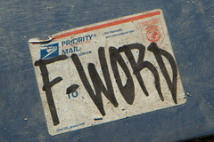 The F-word? by Arjan Einbu (via Flickr)