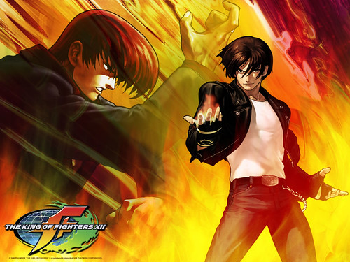 kof wallpaper. KOF XII Wallpaper 1024x768