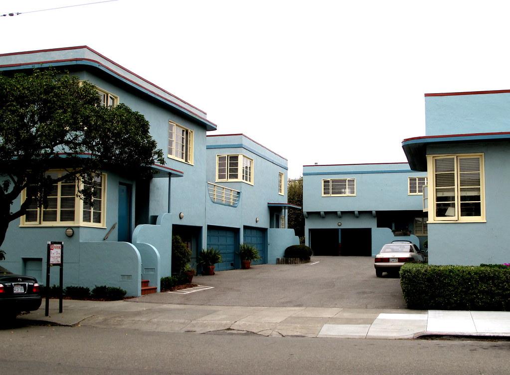 Ocean Park Motel, SF