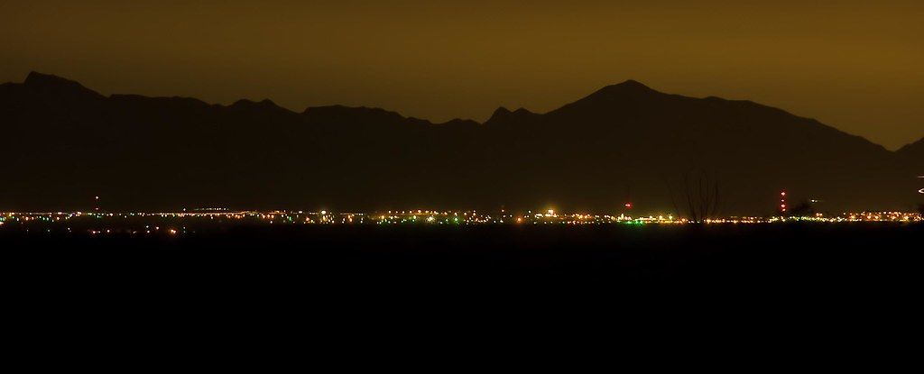 El Paso Lights-Fifty Miles Out