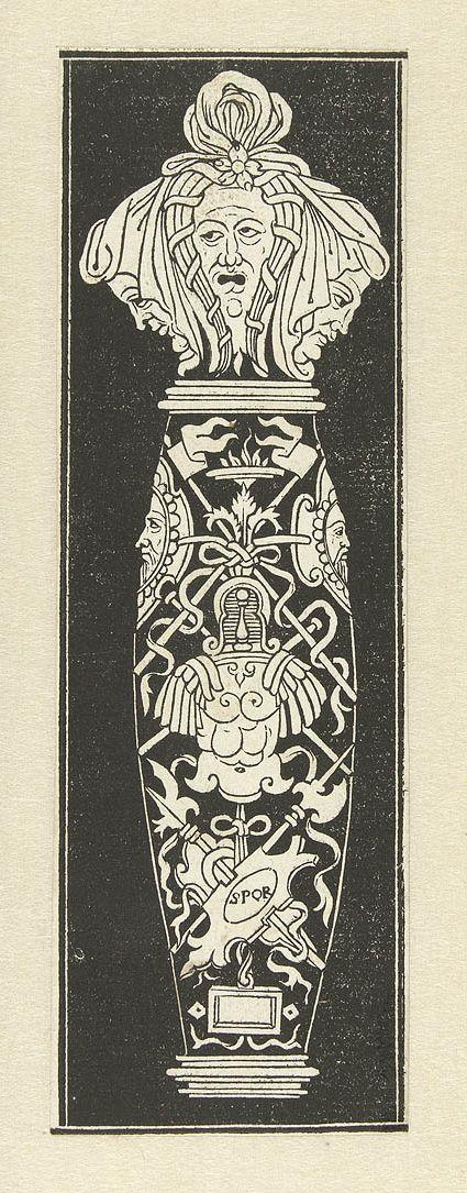Peter Flötner design (1495-1546) b