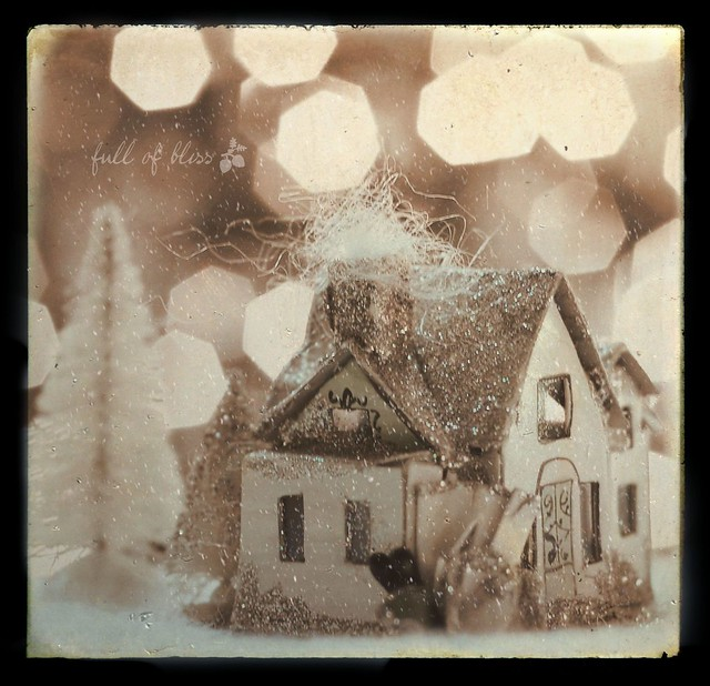We'll Have Snow and Mistletoe...    25 Days of Christmas~Day 2