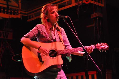Sarah Burton at The Rainbow