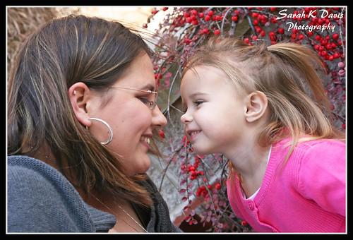 Aleyah & Mommy