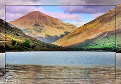The Lake District (philipelton50) Tags: lake mountains district north 1001nights wasdale cumbrian absolutlypurrrfect coppercloudsilversun 1001nightsmagiccity